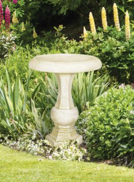 Barrington Birdbath By Henri Studio