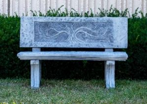 GRAND OAK BENCH by Henri Studio
