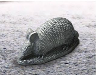 Armadillo by Henri Studio