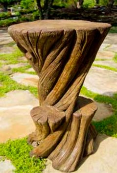 Banyan Stool by Henri Studio