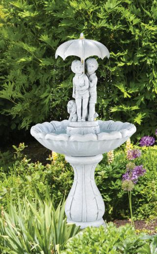 Summer Showers Fountain by Henri Studio