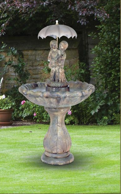 Classic April Showers Fountain by Henri Studio