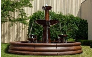 Grande LaScala Spill Fountain by Henri Studio