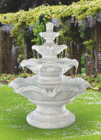 Quattro Classic Tier Fountain by Henri Studio