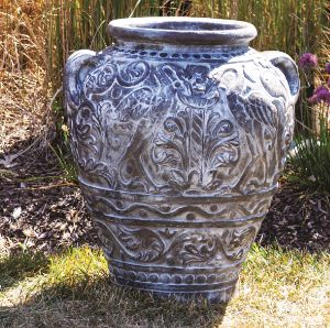 TURKISH URN by Henri Studio