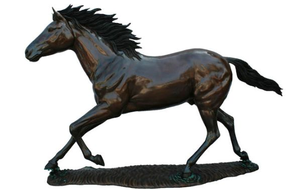 Galloping Stallion B1051 by Brass Baron