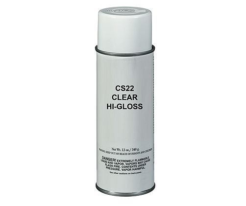 Henri Studio High Gloss Sealer Spray