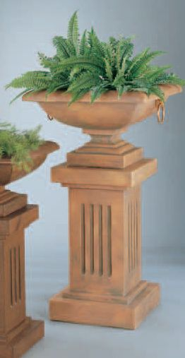 Large Prairie Urn by Henri Studio