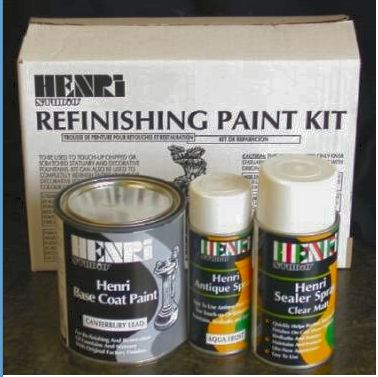 Henri Studio Refinishing Kit (Paint)